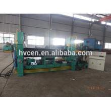 Máquina hidráulica de la máquina de doblar de la placa de metal del cnc w11s-40 * 3000 / placa que rueda la máquina 40m m