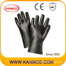 Anti-Skid PVC Coated Industrial Safety Work Gloves (51208R)