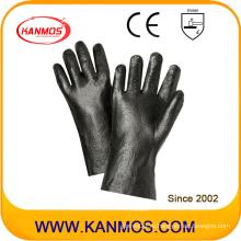 Рабочие перчатки с защитой от скольжения с ПВХ покрытием (51208R)