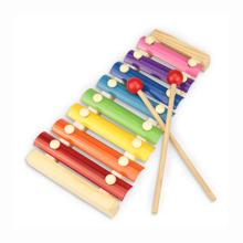 Jouet éducatif avec des clés en métal xylophone enfant