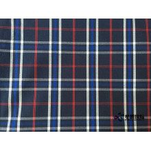 Yarn Dyed Check Cotton Fabric For Men's Shirt