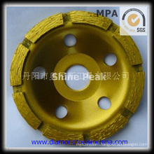 Single Row Cup Grinding Wheel for Concrete for Stone