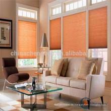 Europäischen Stil semi Blackout Wabe Fenster blind