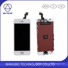 Écran d'affichage à cristaux liquides de téléphone portable pour l'Assemblée d'affichage de convertisseur analogique-numérique d'iPhone5S