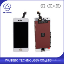 Мобильный ЖК-дисплей для iphone5s Сенсорный Дигитайзер Ассамблеи