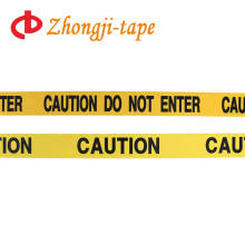 barricade safety warning tape