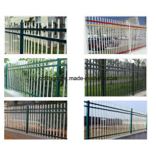Garden Classical Fencing with Gate