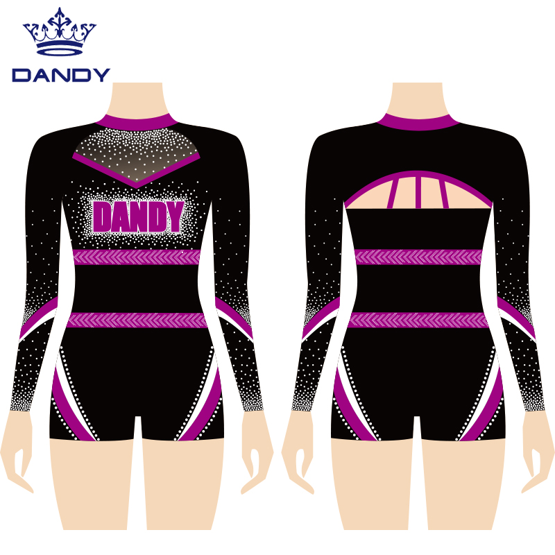allstar cheerleading uniform