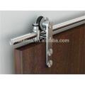 6.6FT sliding barn door hardware / sliding door system / soft close sliding door hardware