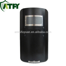 Metal anti-riot bullet proof shield metal riot shield for sale