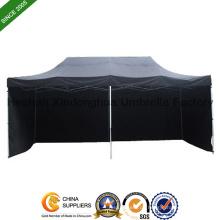 3mx6m Stahl Folding Zelt mit Seitenwangen für Promotion (FT-3060SS)