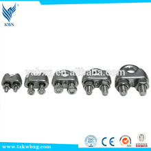 High quality 316 ASTM stainless steel clamp with CE certification