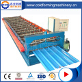 Aluminum Roofing Panel Roll Forming Machine