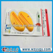 Beliebte benutzerdefinierte Kunststoff Zahnpasta-Squeezer für Förderung