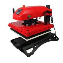 Máquina de la prensa del calor automático para camisetas/ropa