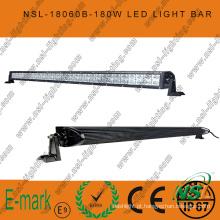 Principal! ! Barra de luz off-road CREE LED, barra de luz off-road 180W LED, barra de luz de trabalho LED 60PCS * 3W