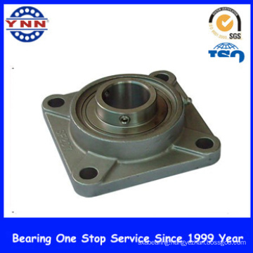 Stainless Cheap and Good Quality Green Coated Pillow Block Bearings (SSF 207)
