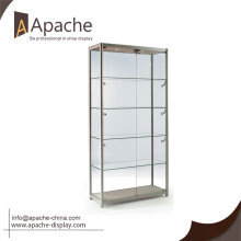 New Product for Retail Display Racks glass jewelry display cabinet export to Micronesia Exporter