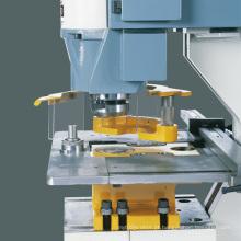 Steelworker hidráulico para corte de ângulo (60T, 70T, 80T, 95T, 125T e 175T)