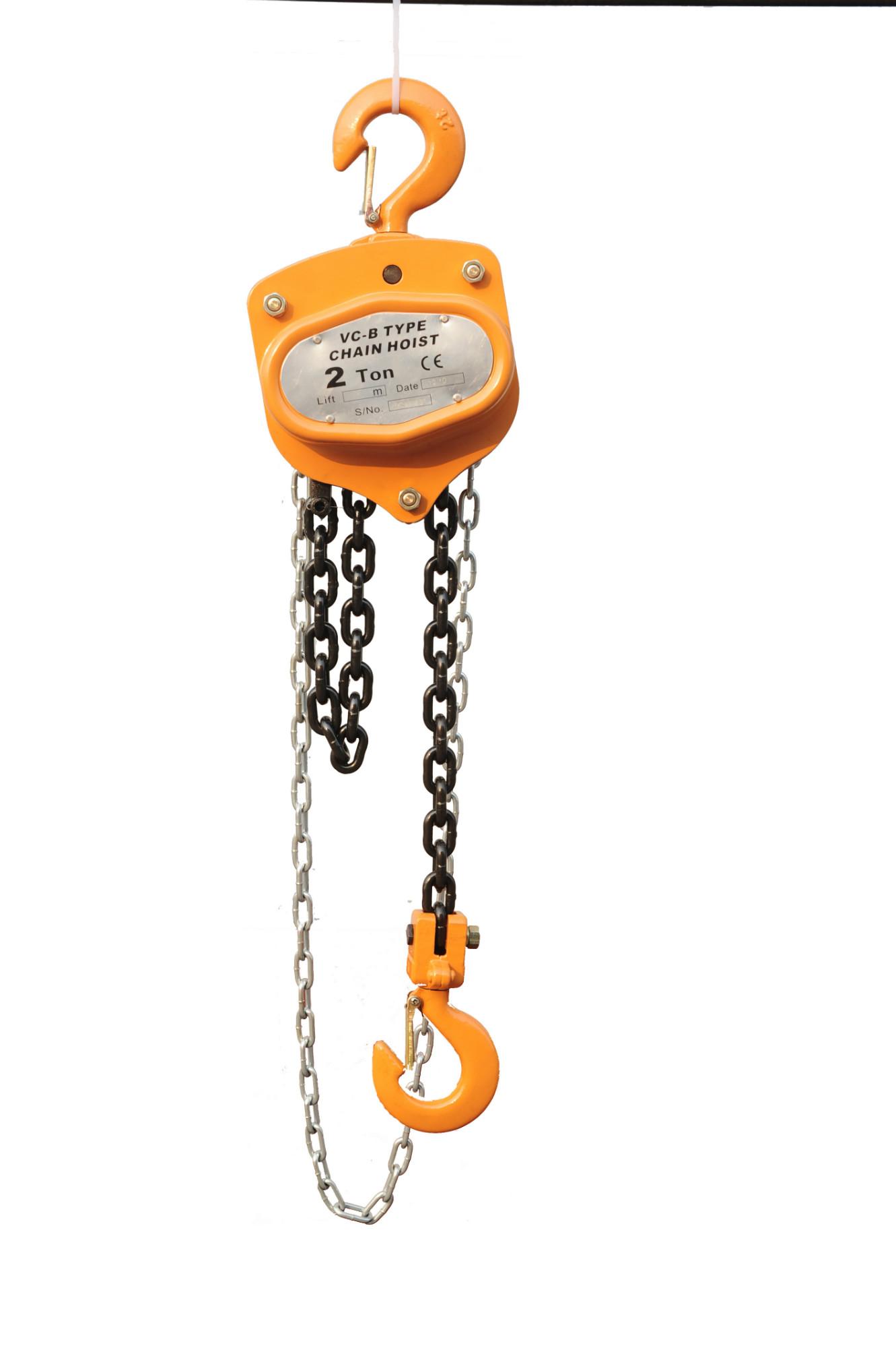 VC-B 2 ton chain hoist