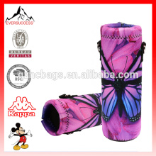 Water Bottle Carrier Water bottle Holder Bag Case Pouch Cover 1000ML or 750ML,Adjustable Shoulder Strap