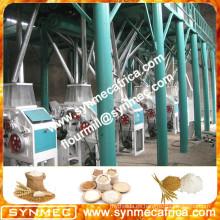 completar conjunto llave en mano proyecto de servicio en el extranjero mini precio molino de harina de trigo