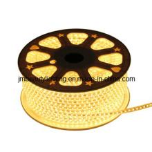 Tira de luz LED 3 cables Luz de cuerda LED (forma redonda)