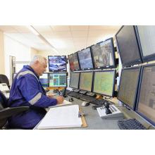 Sistema de cámara de vigilancia industrial