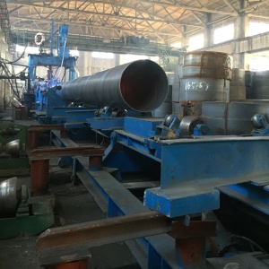 API 5L PSL1 PSL2 SSAW Spiral Steel Pipe