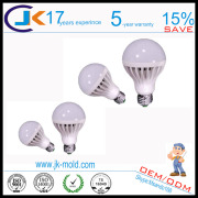 shenzhen factory price 3 5 7 9 12w led light bulb lamp