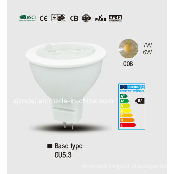 LED Bulb MR16/Jcdr-Sbl