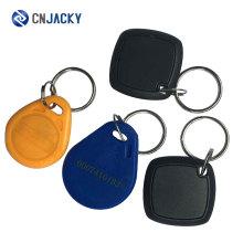 125KHz TK4100 Key Fob / 13.56MHz S50 Key Tag