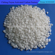 Double Layer Filter Professional Crush Quartz Fine Silica Sand