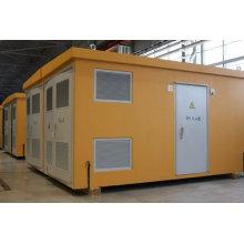 Упаковочная подстанция с интегрированной подстанцией для наружной компактной подстанции 11кВ
