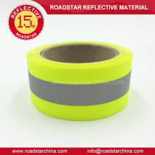 Customized T/C backing reflective tape for workwear