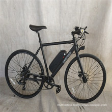 700c Adult Mens 7 Speed City Cruiser Electric Bicycle Ebike