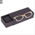 Black Paper Drawer Gift Box For Sunglass
