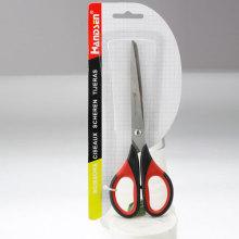 """7"""" Red/Black Scissors"""