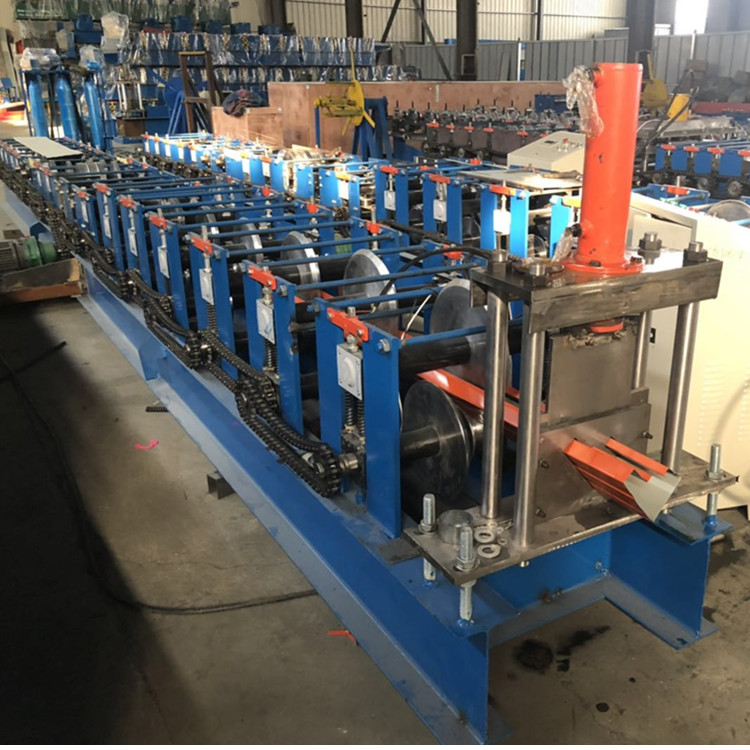 Water Gutter Forming Machine