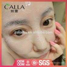Máscara profesional de encaje de hidrogel con alta calidad
