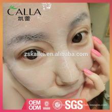 Máscara de rendas de hidrogel profissional com alta qualidade