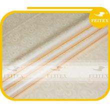 FEITEX Promoción Guinea Brocade 100% algodón Bazin Riche tela africana de la ropa Damasco Shadda Nigeria tela
