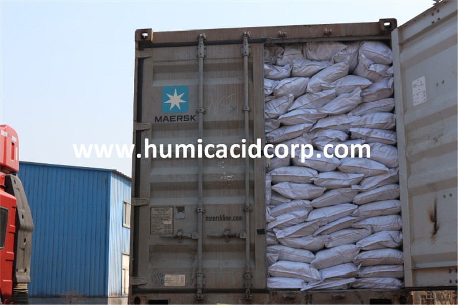 Humic Acid Potassium Huamte Fulvate In Container