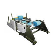 machine à refendre le papier kraft