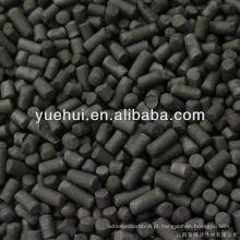 melhor adsorção - 4 milímetros de carvão ativado a base de carvão para desodorizar