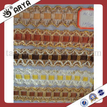 Fancy Design Tassel Curtain Fringe Lace Trims