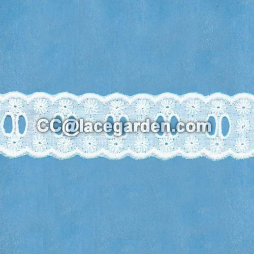 Embroidery TC Lace