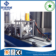 metal purlin rollformer furniture section molding machine