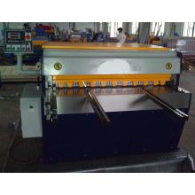 Qh11d-3.5X1250 Mechanische Guillotine Schermaschine / Platte Schneidemaschine