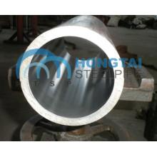 Tubo afilado para el cilindro hidráulico del amortiguador de choque